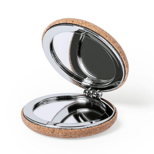 espejo aumentos corcho